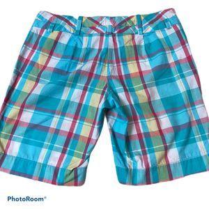 Tommy Hilfiger Bermuda plaid shorts 4